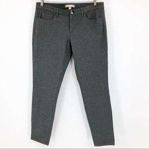 Banana Republic Sloan Pants Stretch Twill Skinny 8